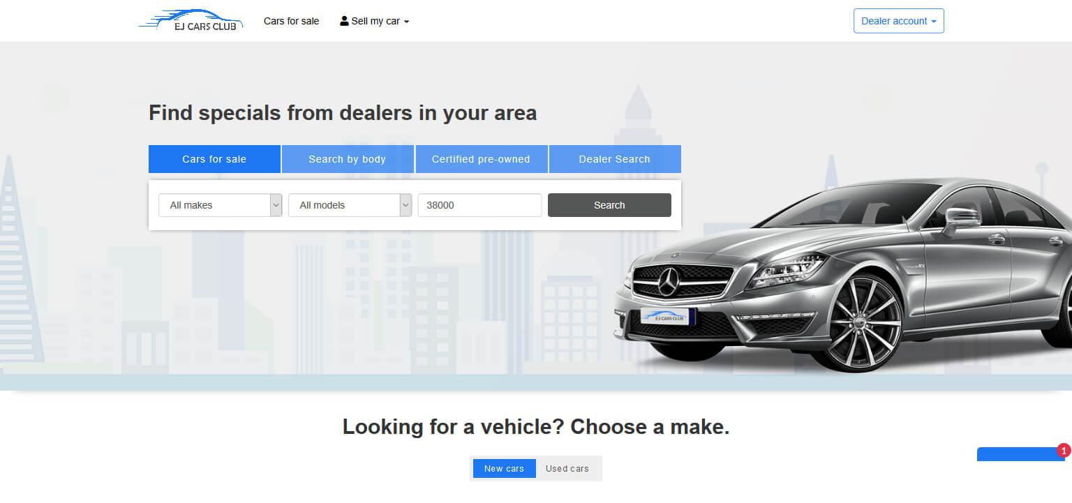 EJ CARS CLUB
